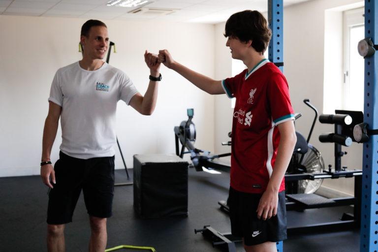 coach sportif pour la préparation mentale à lyon