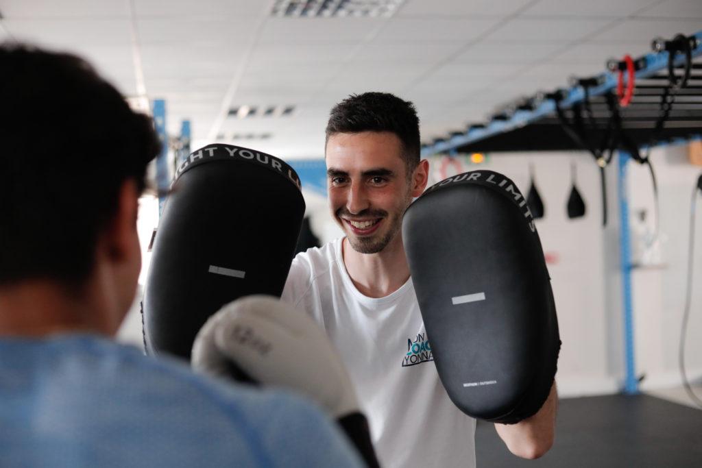 coaching sportif en boxe à lyon