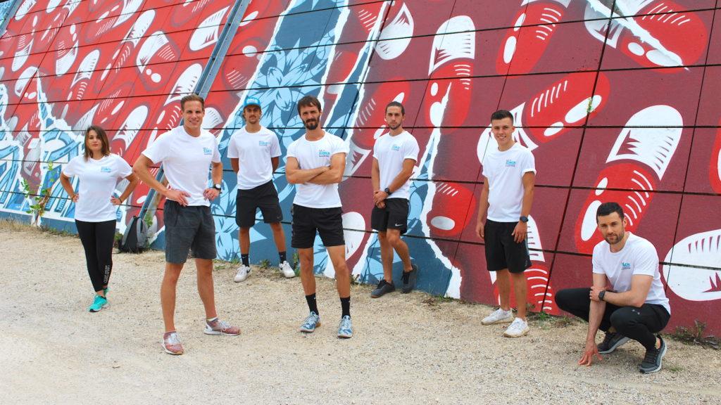 L'équipe Mon coach lyonnais (photo le bonbon)