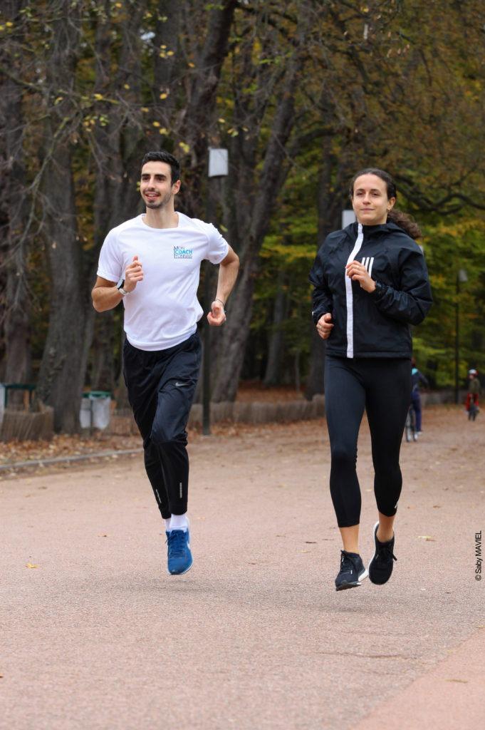 Coaching Sportif course à pieds