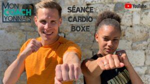 séance cardio boxe