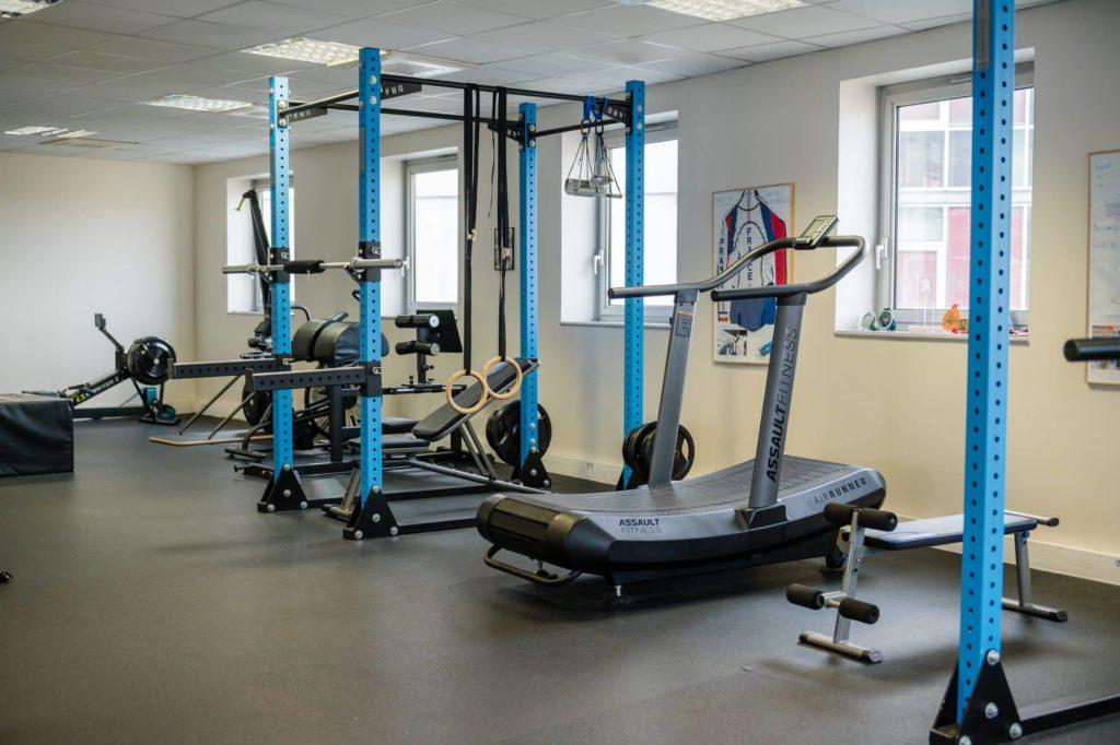 salle de sport pour coach à lyon