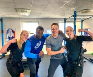 équipe de France de bobsleigh femme