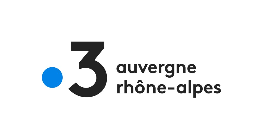 Logo France 3 rhone alpes