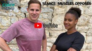 séance muscle opposées