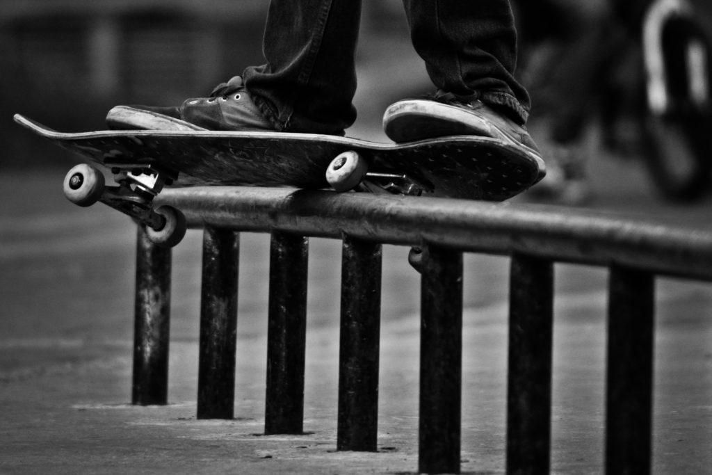 figure skate board